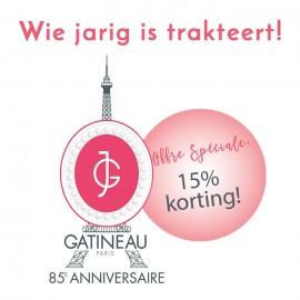 Gatineau viert haar 85e verjaardag!